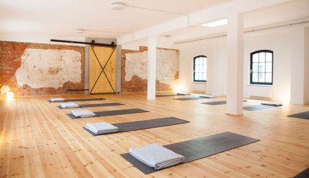Studio Yoga-Spiess
