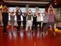 Yoga im Bio-Hotel Grafenast, Oktober 2014