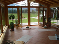 Yoga-Wintergarten im Mai09