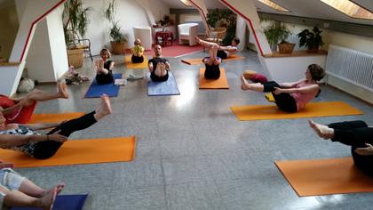 Yoga in Landshut - R.Spieß